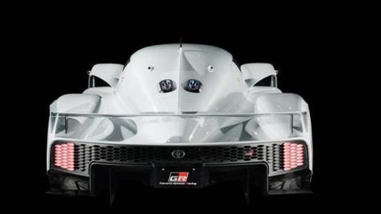 丰田GR Super Sport
