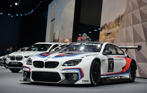 今日最新优惠赛事新战将--宝马全新m6 gt3赛车法兰克福车展重装上阵!